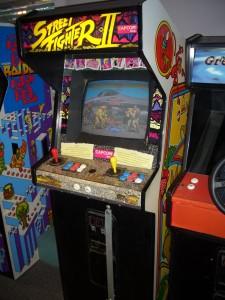 sf2 arcade