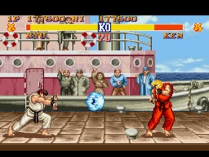 To this day, Ryu vs. Ken lives on in our collective conscious as the ultimate friendly rivalry