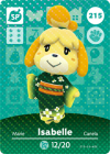 215 - Isabelle