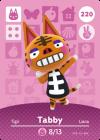 220 - Tabby
