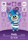 221 - Kody