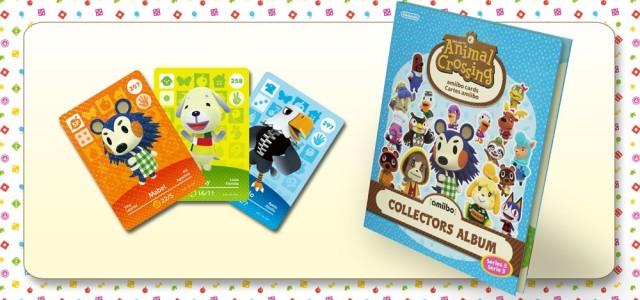 Animal Crossing Amiibo Cards – Series 3