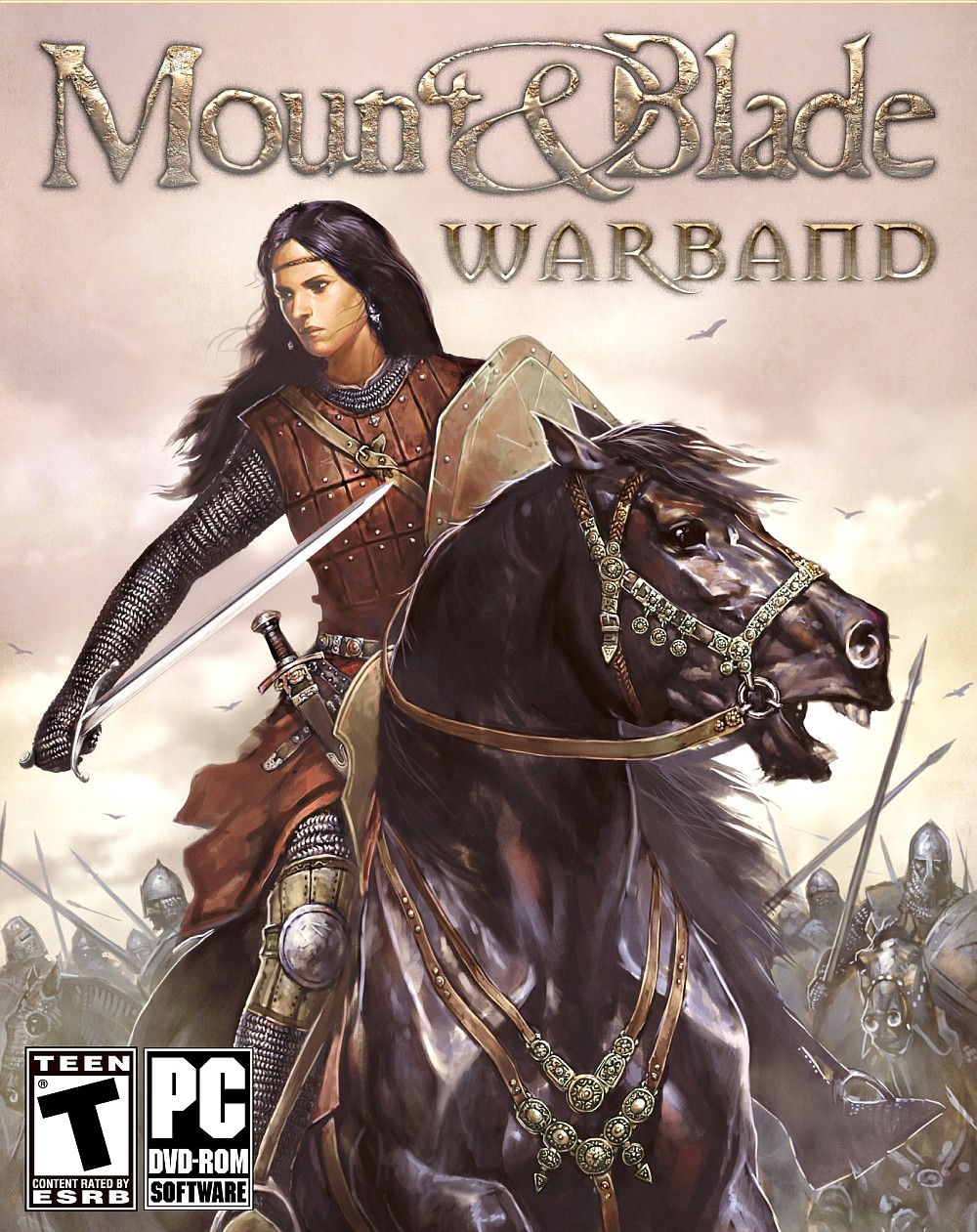 Mount & Blade [Box Art]