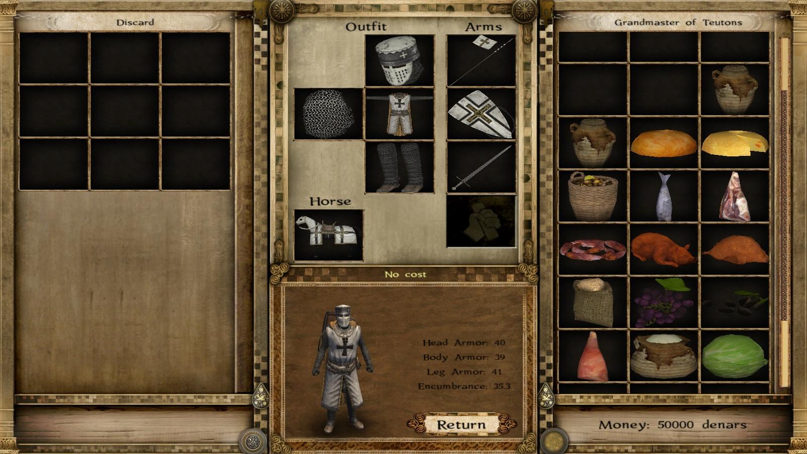 Mount & Blade [Economy 2]