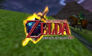The Legend of Zelda: Ocarina of Time 3D – Nintendo 3DS