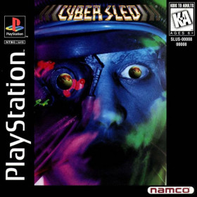 Cyber Sled Box Art 2