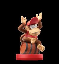Diddy Kong - Super Mario Series
