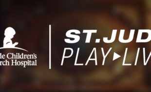 PlayLIVE 2016 – St Jude Fundraiser