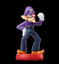Waluigi - Super Mario Series