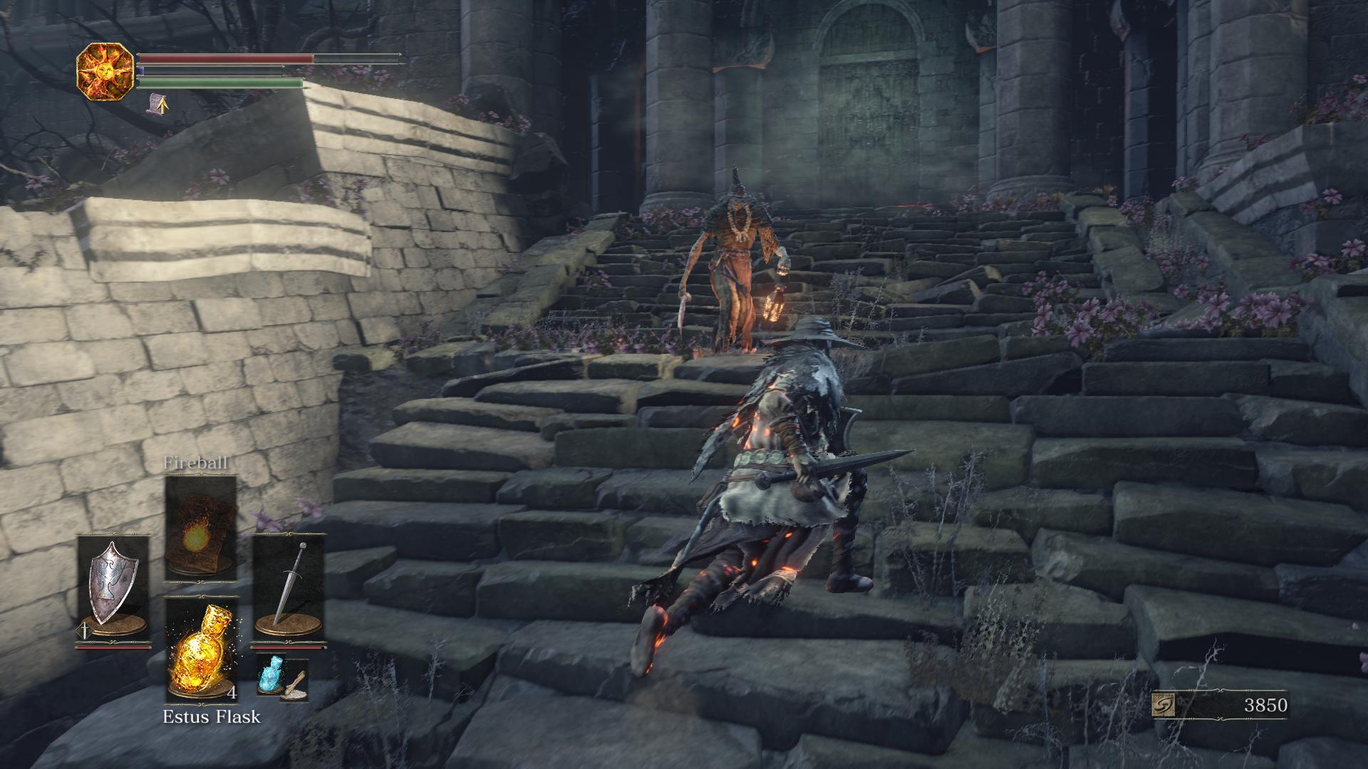 Dark Souls 3 Combat
