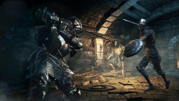Dark Souls 3 Combat 2