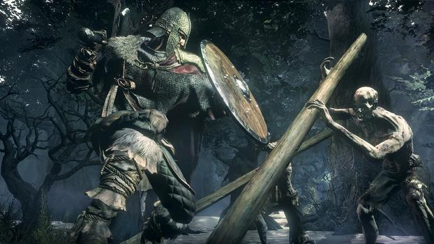 Dark Souls 3 Enemy Variation