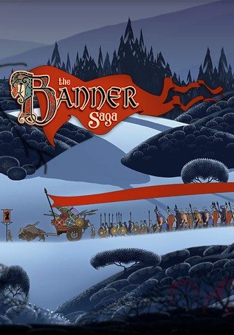 The Banner Saga Box Art