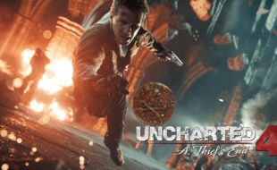 Uncharted 4: A Thief's End – PS4