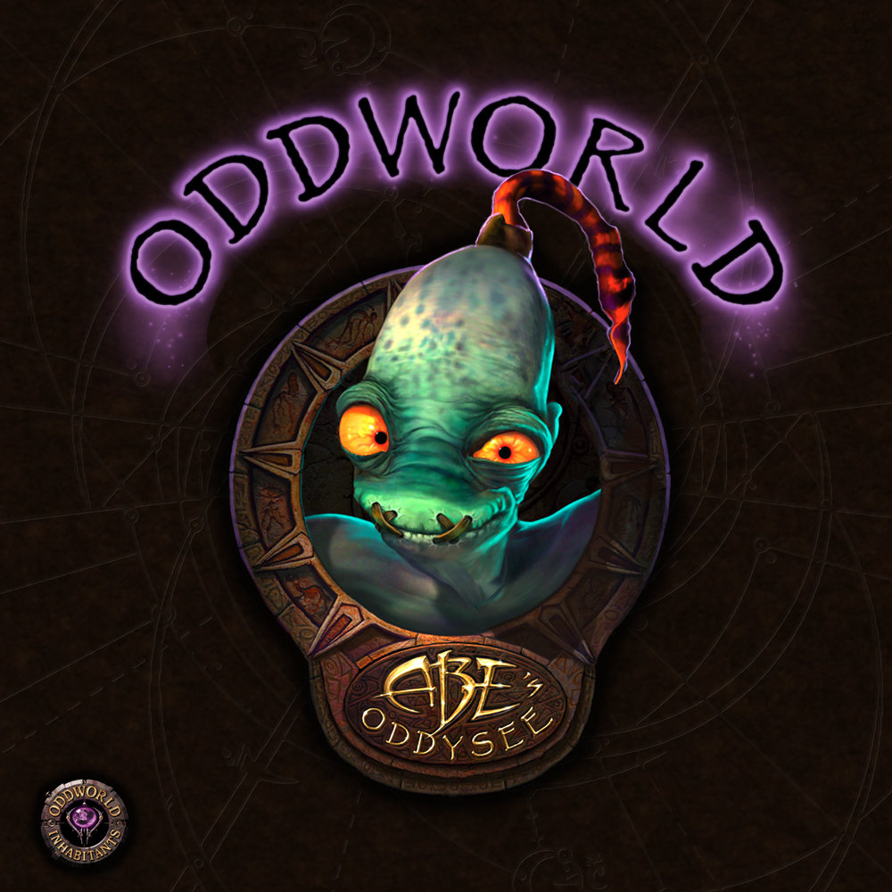 Abe's Oddysee [Cover Art]