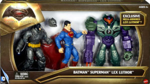 Lex Luthor Toy Armor