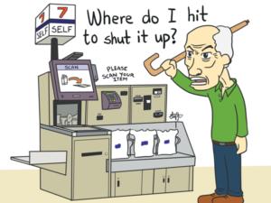 Self Checkouts