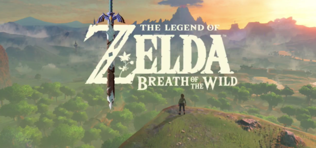 Legend Of Zelda: Breath of The Wild Might Be Winning E3 – E3 2016