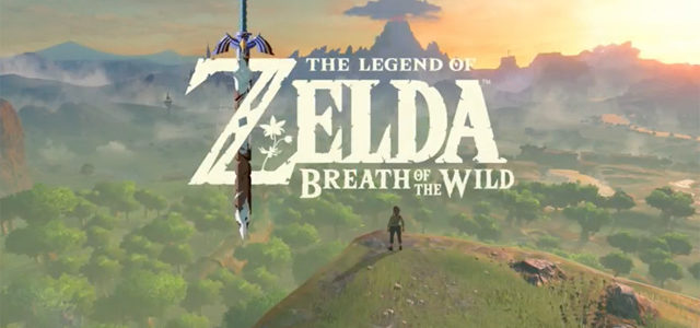 Nintendo Finally Lets Us See Legend Of Zelda: Breath Of The Wild – E3 2016