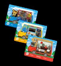 Animal Crossing Cards - Welcome Amiibo