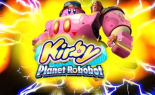 Kirby: Planet Robobot – 3DS