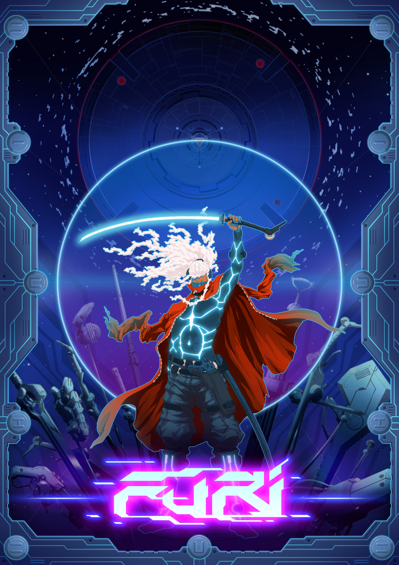Furi [Box Art]