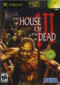 XBOX - House of Dead III