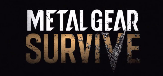 Is Metal Gear Survive An Olive Branch To Fans Or A Heartless Cash-In – Opinion