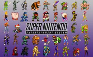 It's SNEStember! – NerdBacon Celebrates 25 Years of the SNES All September