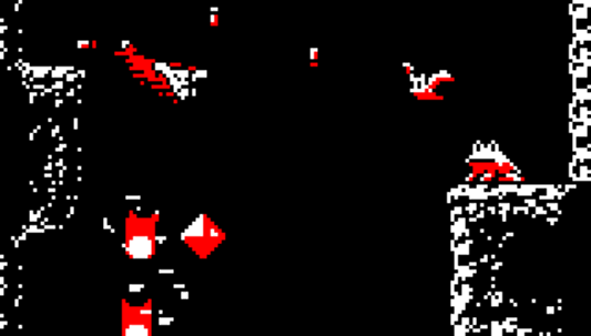 Downwell [Enemies]