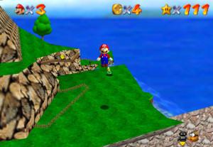 Grow Home [Super Mario]
