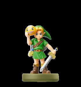 Link Majoras Mask - Legend of Zelda