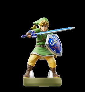 Link Skyward Sword - Legend of Zelda