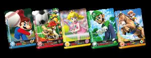 Mario Sports Superstars - MSS Series
