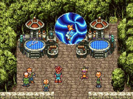 chrono trigger super nintendo screenshot