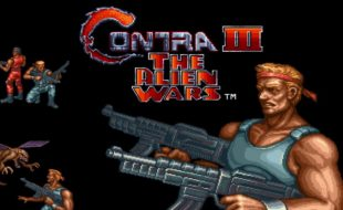 Contra III: The Alien Wars – Super Nintendo