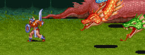 Boss fights are the most impressive aspect of The King of Dragons