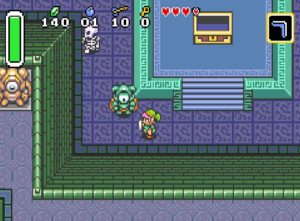 legend of zelda link to the past dungeon