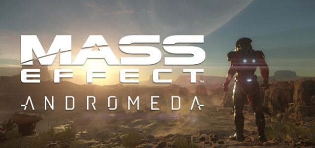 The Galaxy Awaits! – Mass Effect: Andromeda Launches in March