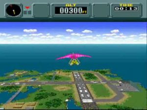 pilotwings snes gameplay