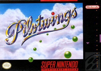 pilotwings snes box