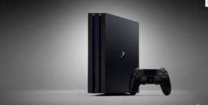 Here it is! The PlayStation 4 Pro