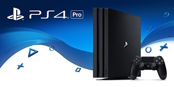 Sony Officially Unveils The PlayStation 4 Pro