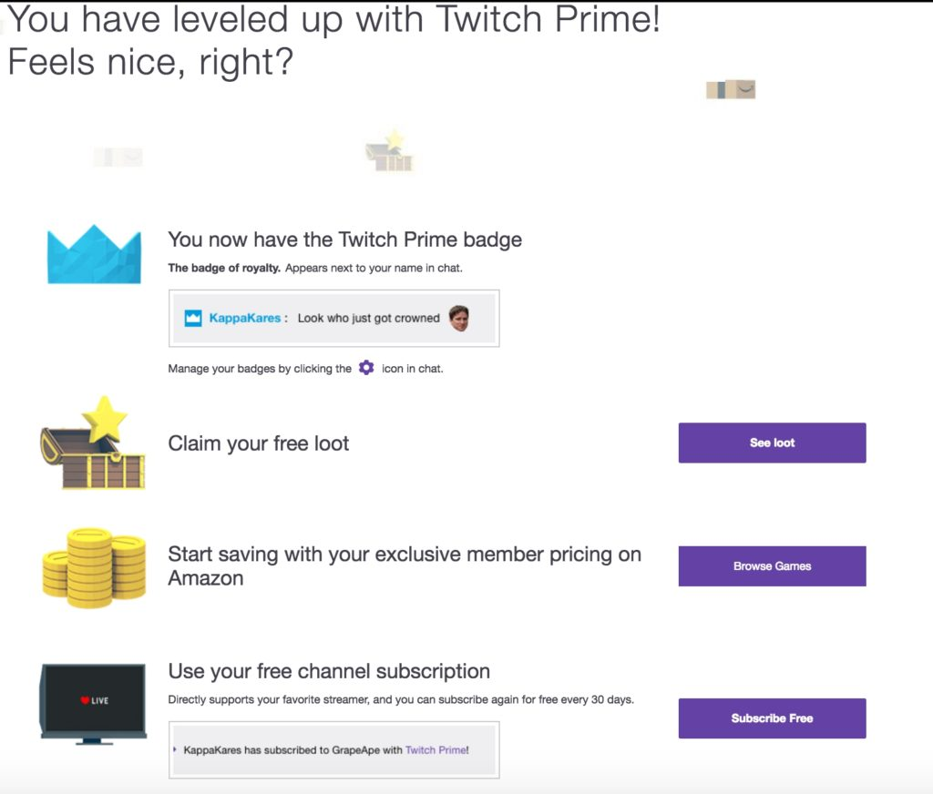 Introducing Twitch Prime Nerd Bacon Reviews