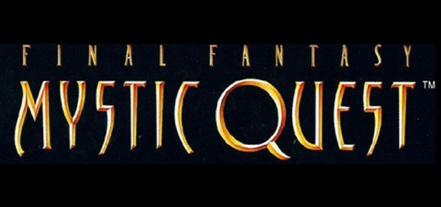 Image result for Final Fantasy Mystic Quest box art