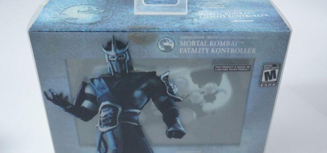 Mortal Kombat Fatality Controller
