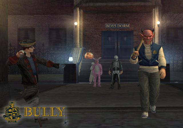bully halloween
