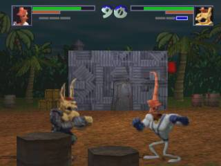 ClayFighter Jim