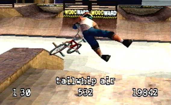 dave mirra's freestyle bmx tricks