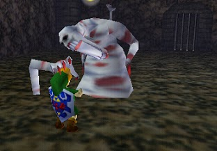 ocarina of time dead hand boss